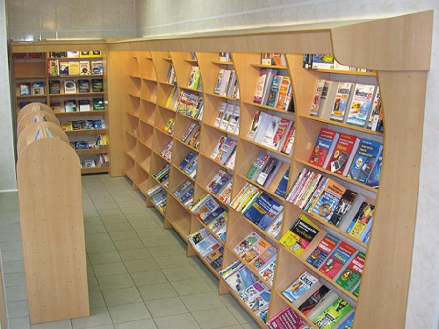 Открыть магазин литературы