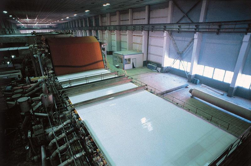 Вода в производстве беленой целлюлозы